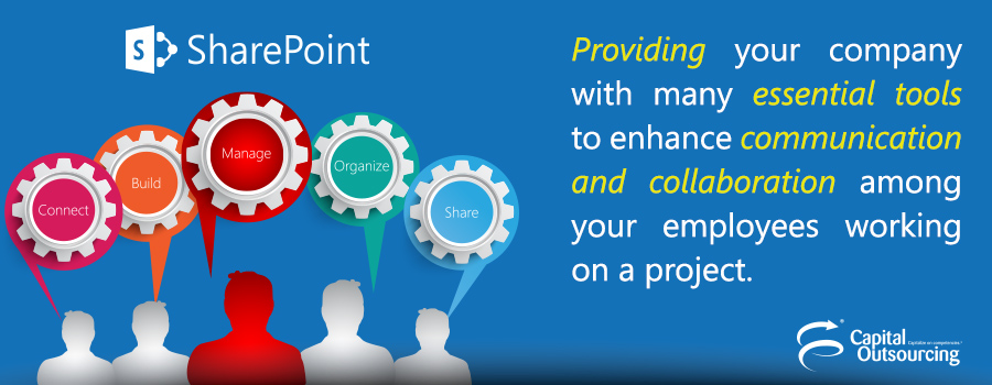 Hosted SharePoint Services from Capital Outsourcing