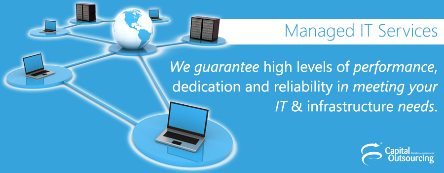 Managed IT Services from Capital Outsourcing