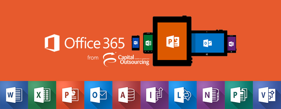 Office 365 from Capital Outsourcing