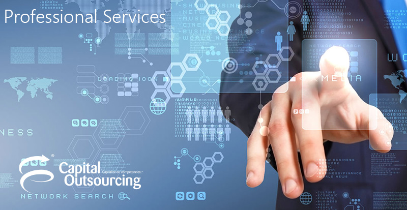Professional Services from Capital Outsourcing